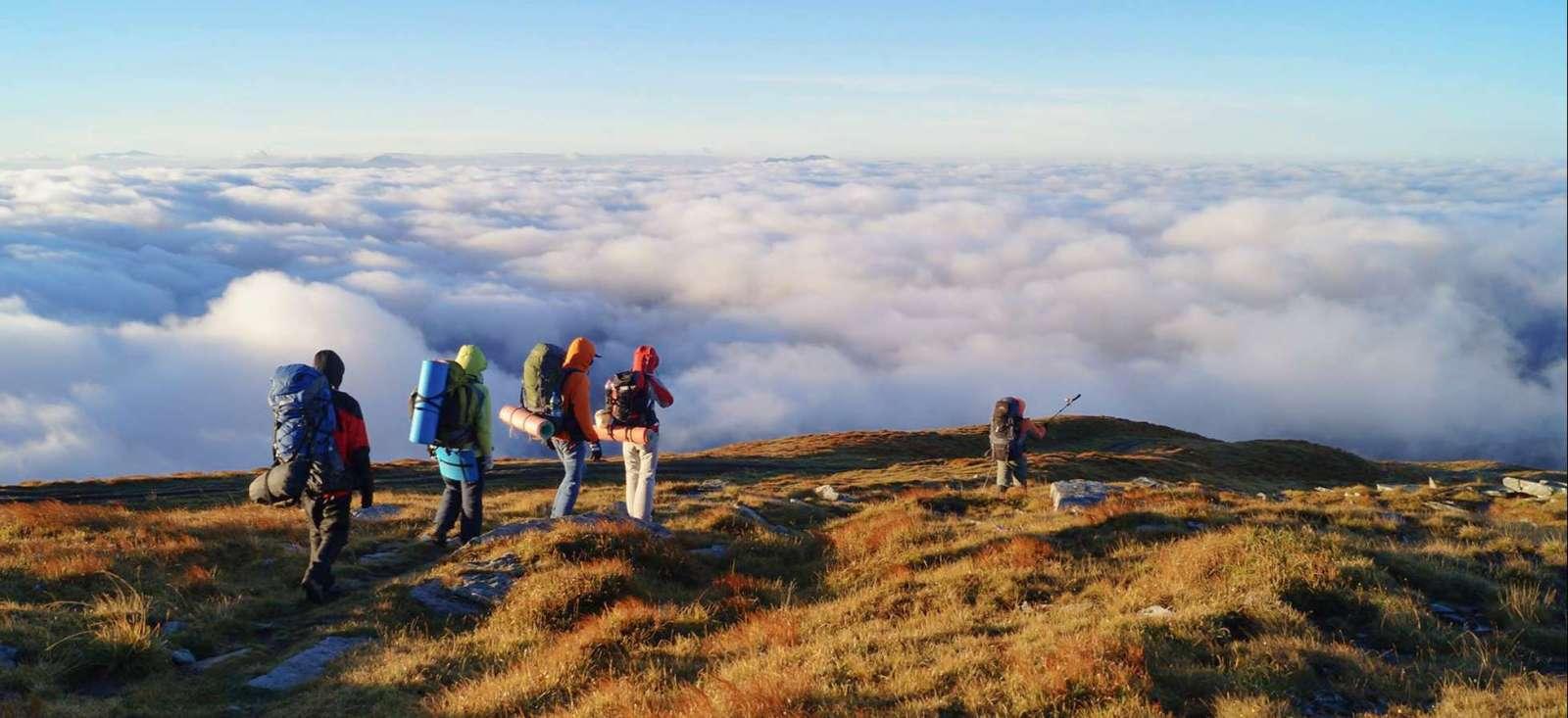 Voyage à pied : Lviv et les montagnes de Chernogora