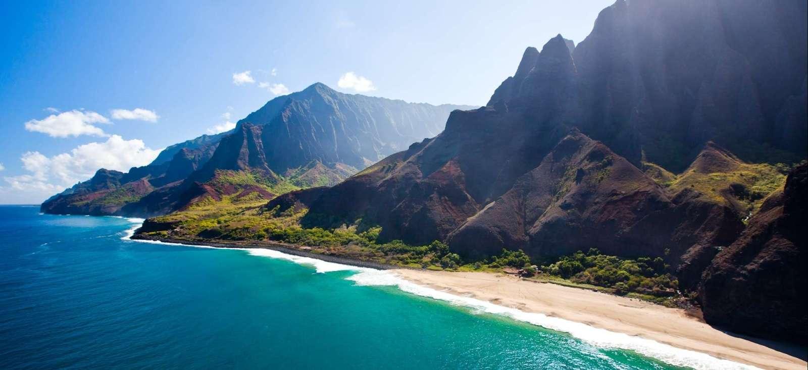 Voyage à pied : Aloha l\'Aventure
