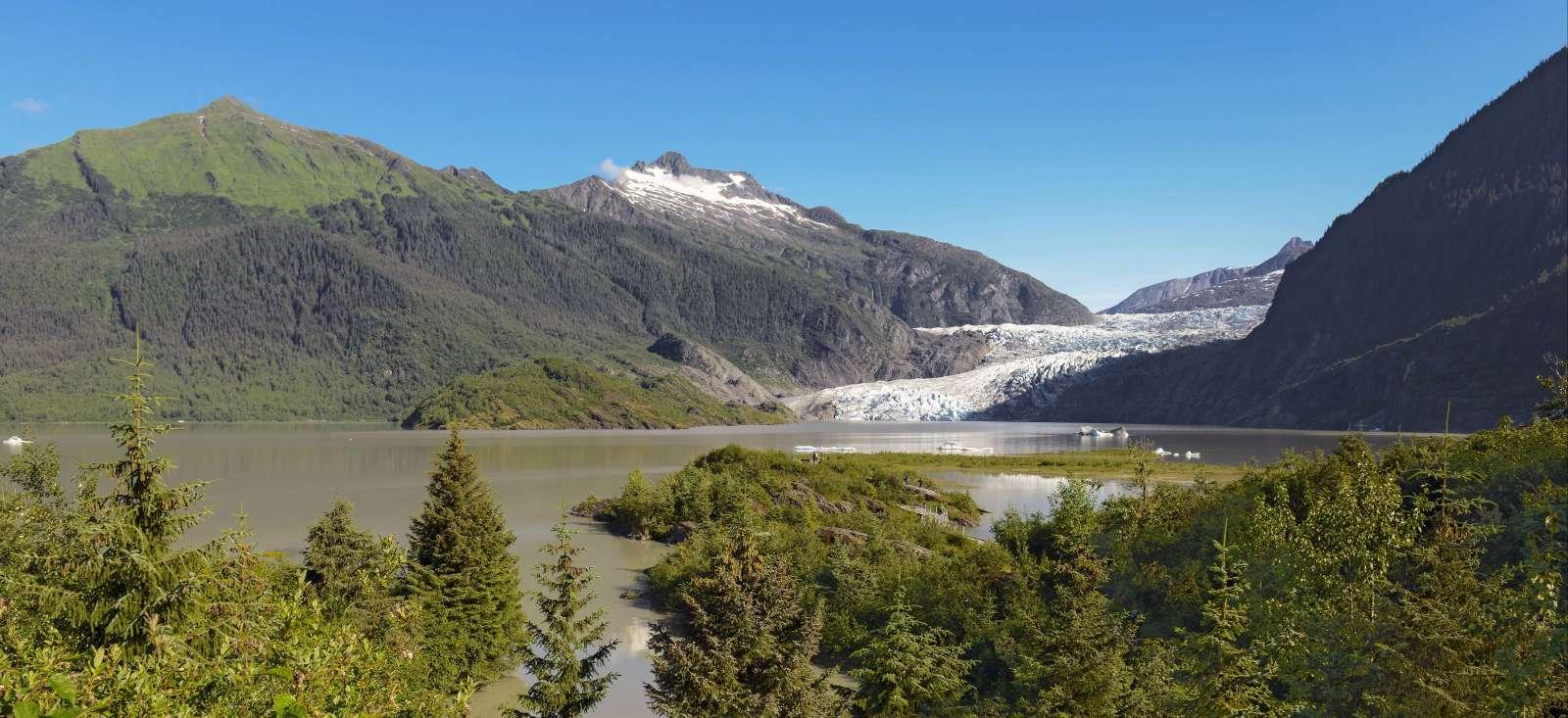 Voyage sur l'eau : Alaska : Les milles et une îles d\'Alexandre...