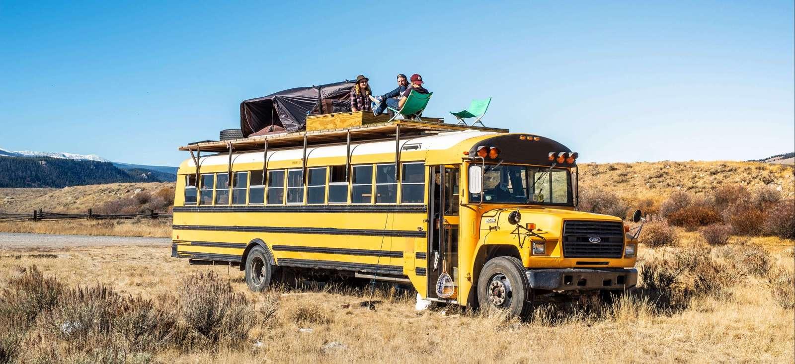 Voyage à pied : California : L\'effet qui School