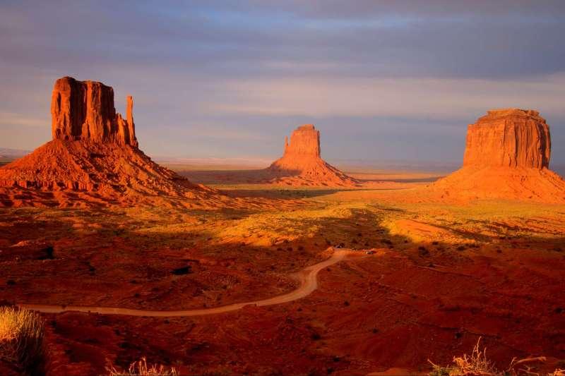 Voyage à pied : Du Colorado aux Rocheuses