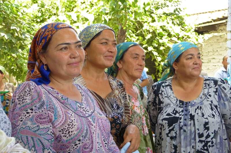 Voyage à pied : Ouzbékistan : Yourtes nomades et coupoles de Samarcande