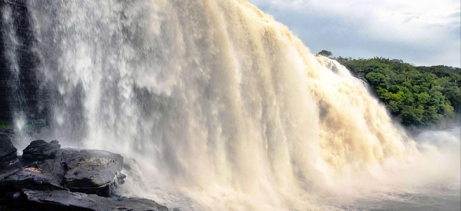 Voyage à pied Venezuela : Salto Angel et Aventure tropicale !