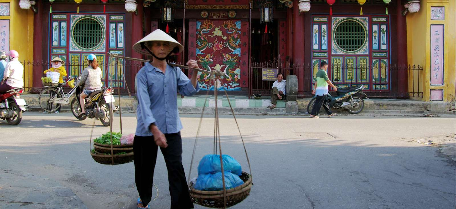 Voyage à pied : Vietnam : Haut Tonkin, Annam et Cochinchine