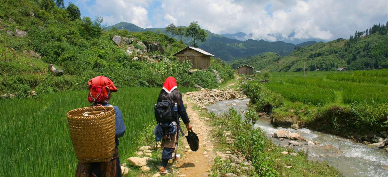Voyage à thème : Vietnam : Randonnée tonkinoise