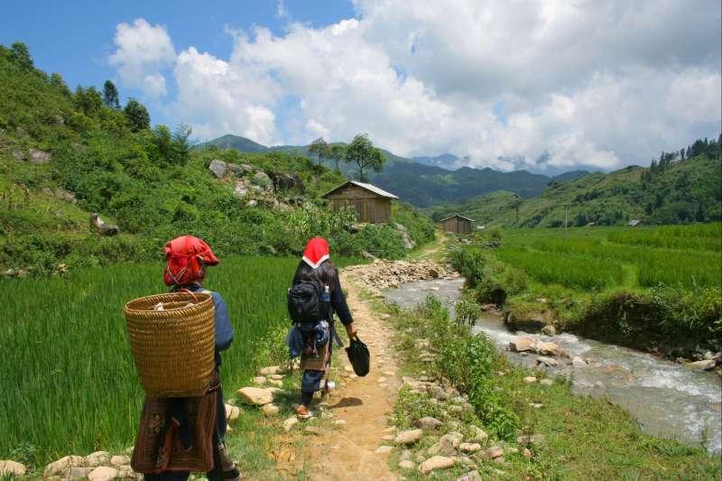 Voyage sur l'eau : Vietnam : Randonnée tonkinoise