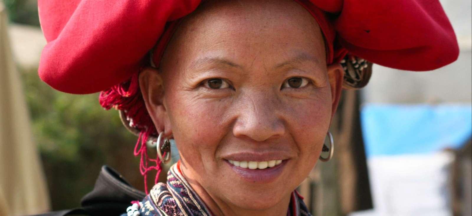 Voyage à pied : De la Baie d\'Halong au massif de Hoàng Su Phì