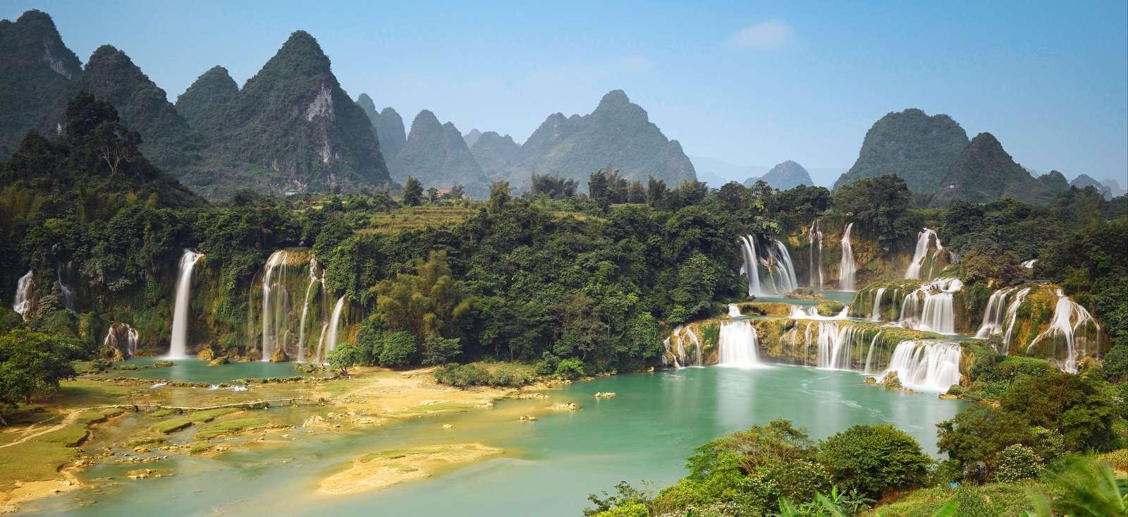 Image Randonnée de Babé aux rizières de Cao Bang