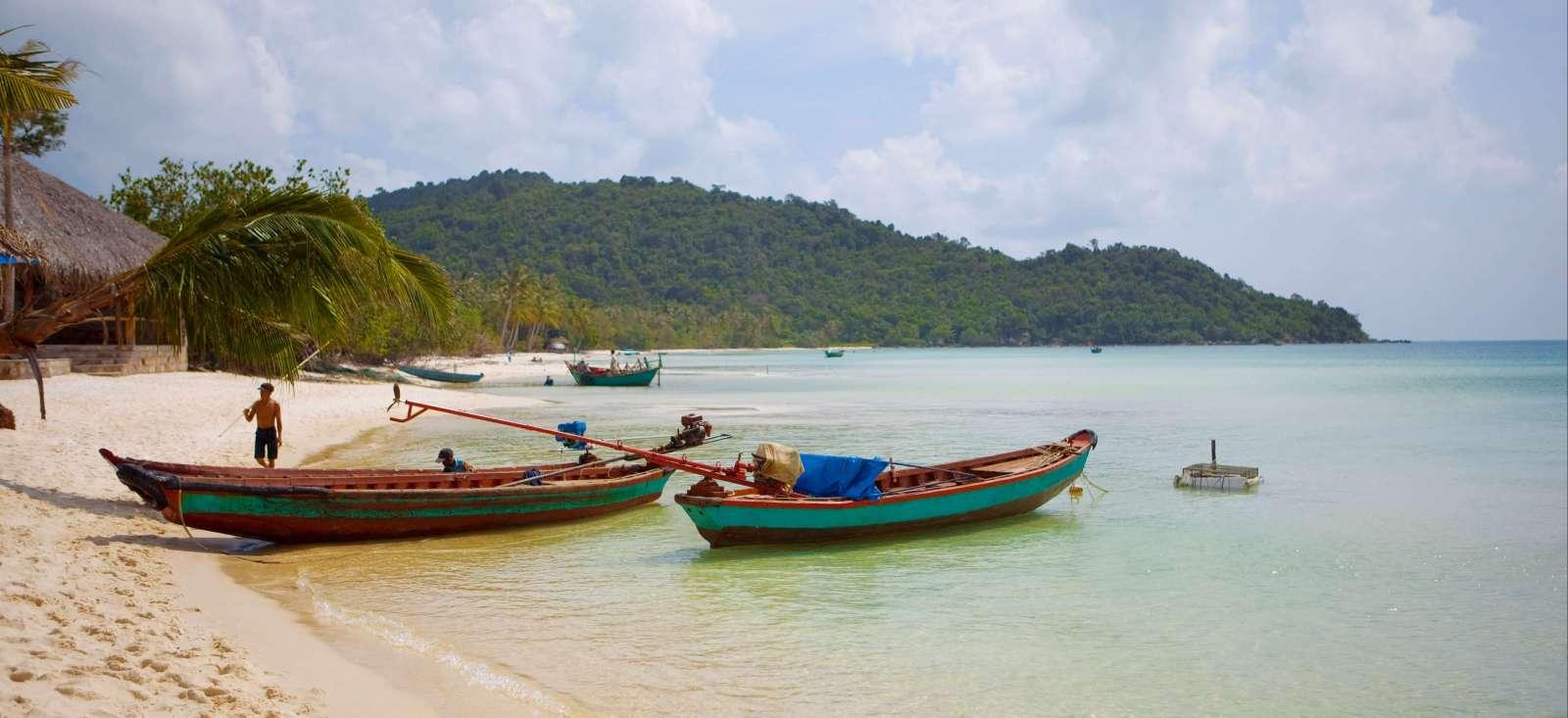 Voyage à pied : Randonnée de Babé et île de Phu Quoc