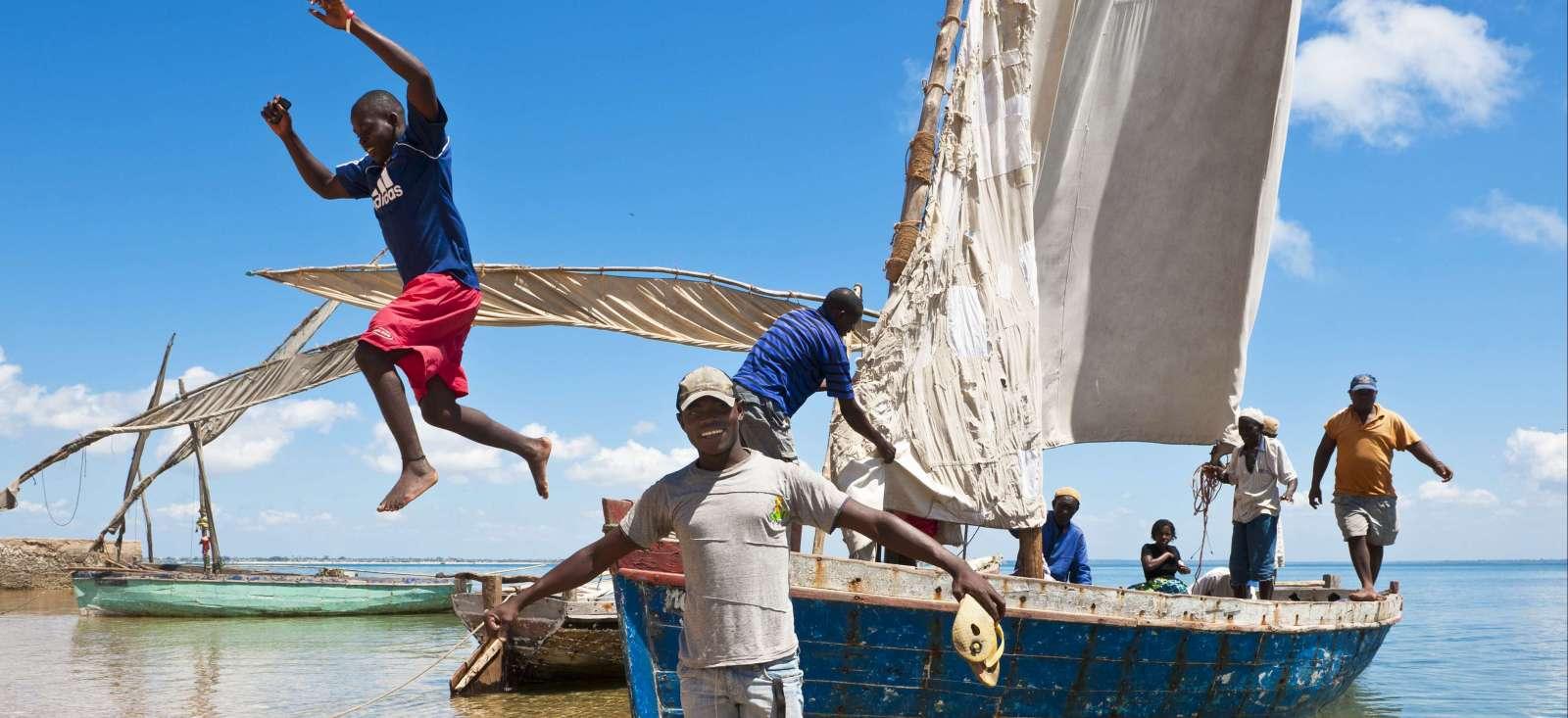 Voyage à pied : Afrique du sud & Mozambique, duo irrésistible