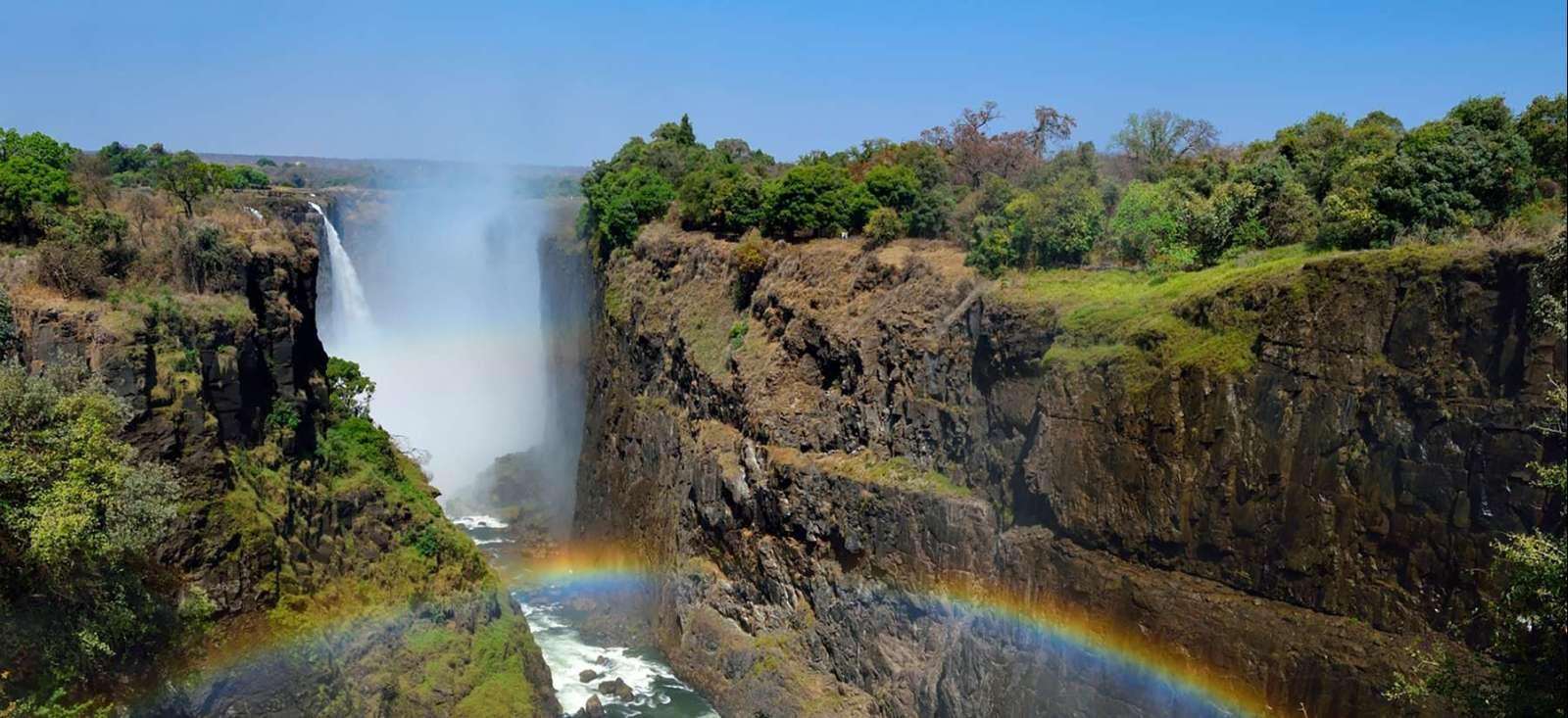 Voyage à pied : Du Cap à Victoria Falls !