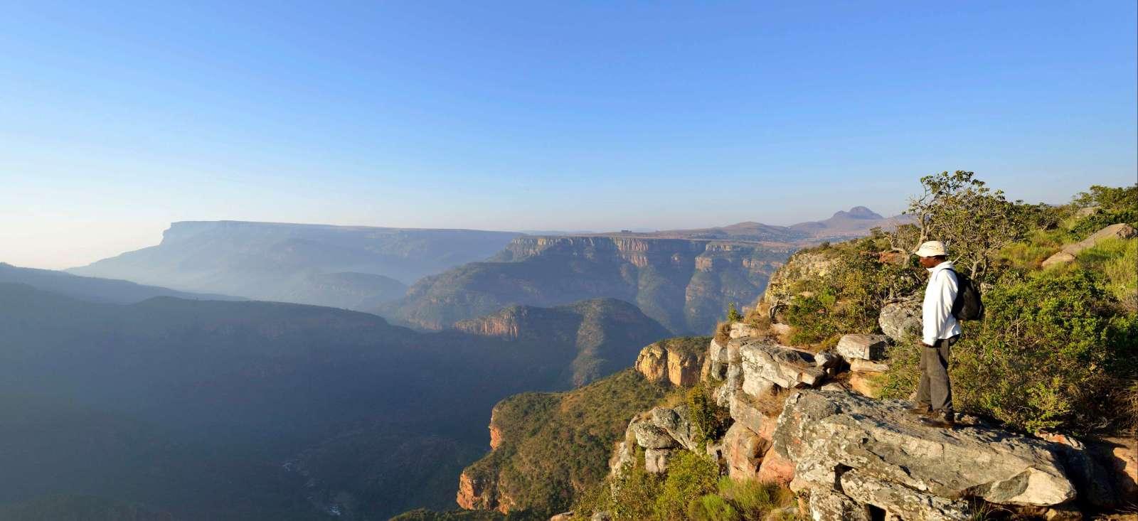Voyage avec des animaux Afrique du Sud : Randos et safaris en terre arc en ciel...