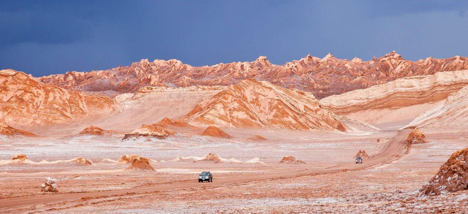 Voyage en véhicule : L\'Incontournable du Chili en autotour