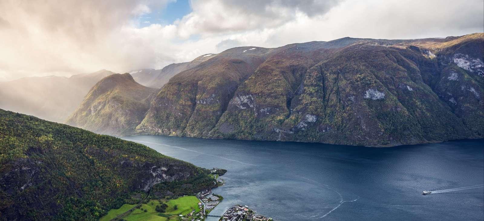 Voyage à pied : Norvège : Fjords et sentiers