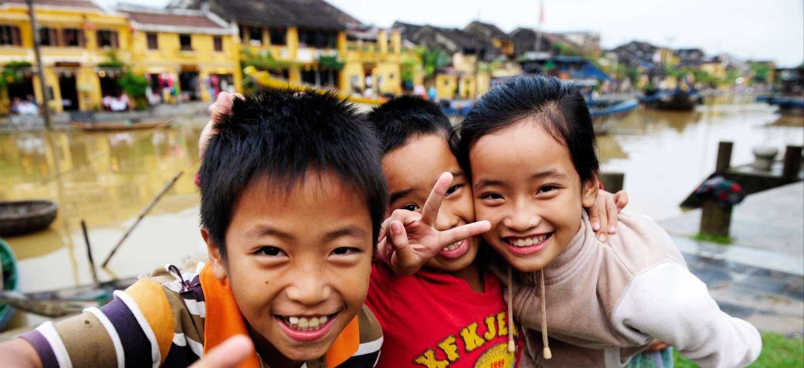 Voyage à thème : Ma famille au Vietnam