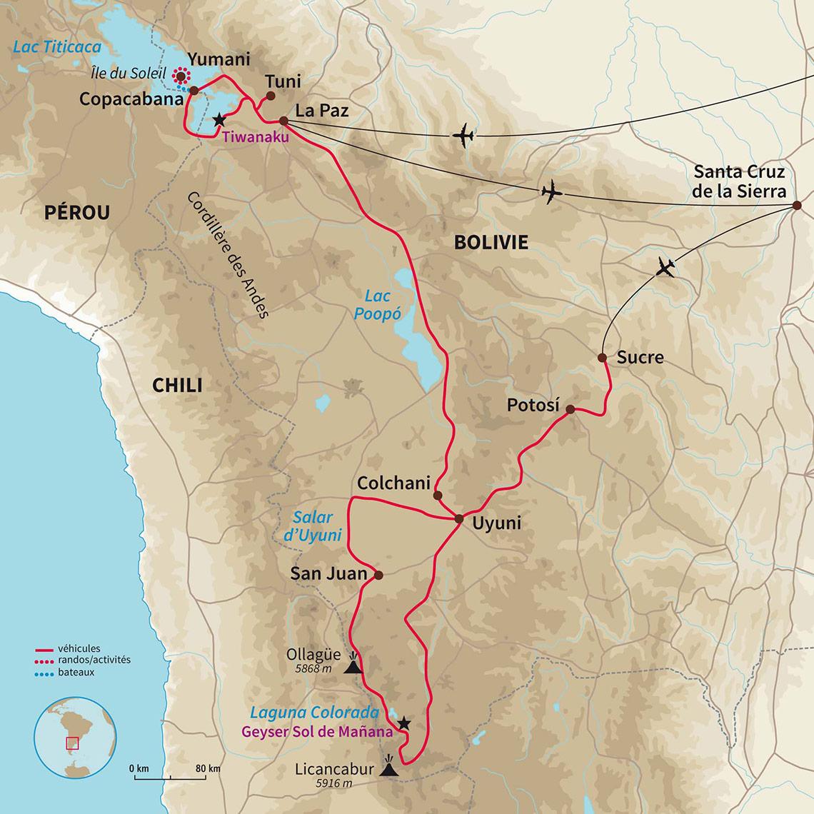 Bolivie Concession JoursLa Nomade 15 Aventure Sans Circuit AR43jqc5L