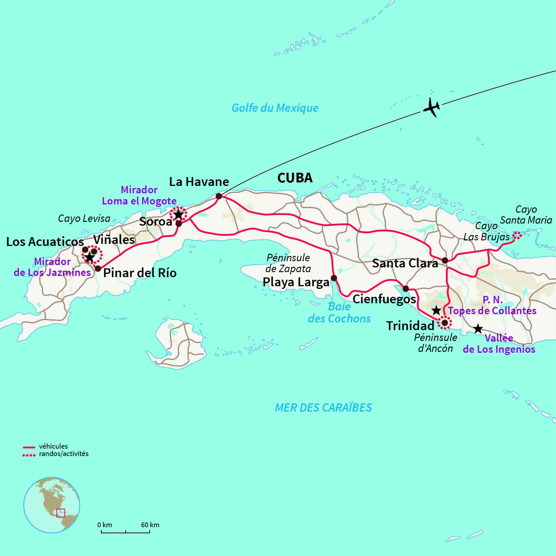 Assurance Carte Bleue Cuba.Cuba En Voiture Il Y A Le Soleil La Rumba La Mer