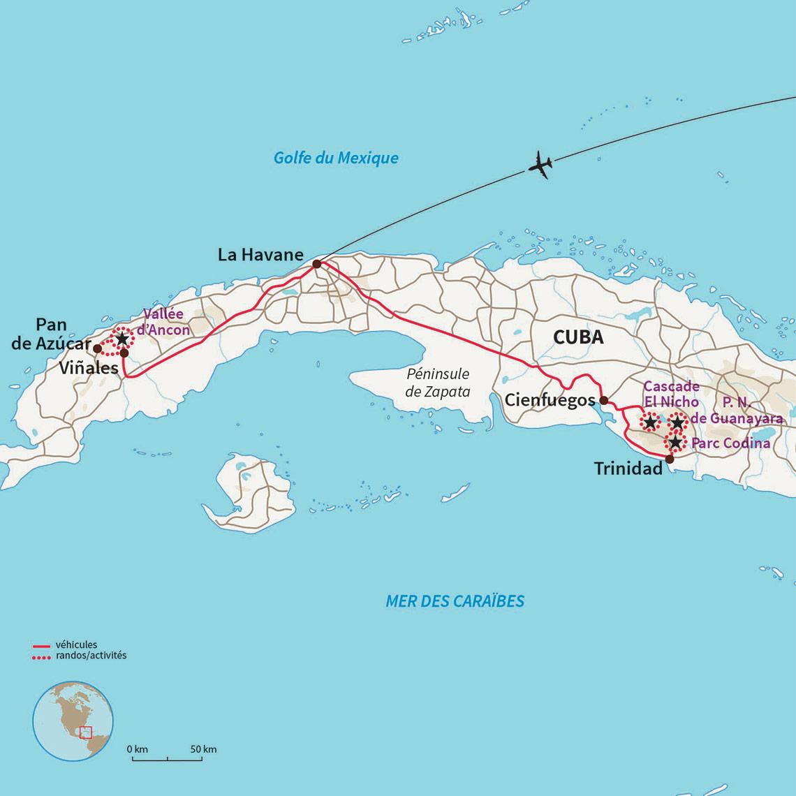 d9aee8004a74d Cuba Randonnée Pédestre : Cubano ? Cuba Si ! - Nomade Aventure