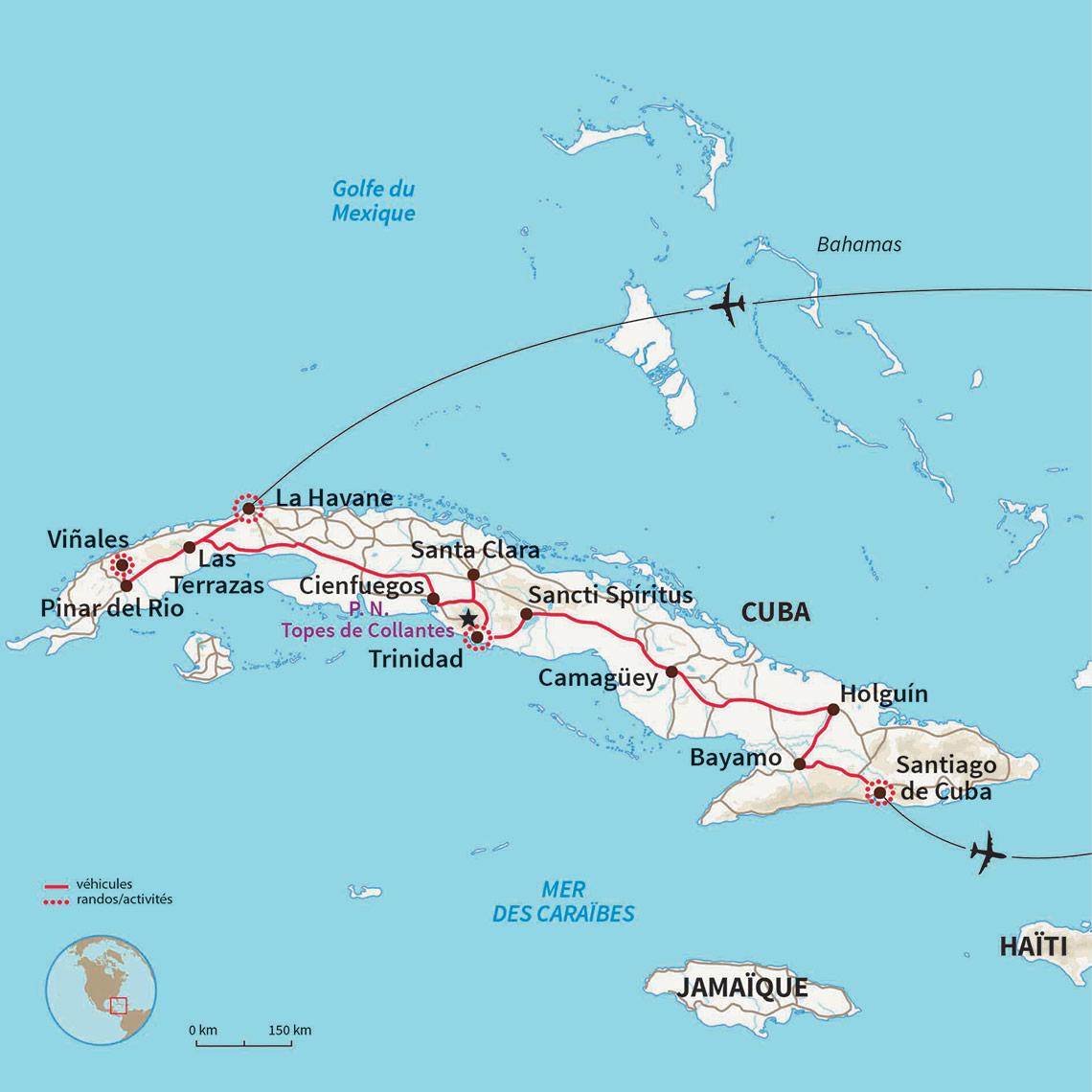 Havane Santiago CultureFidel Aventure Autotour À La Nomade Cuba BxeodC