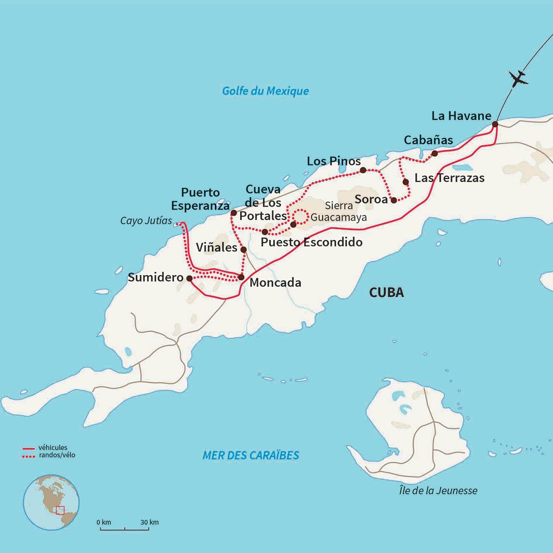 Assurance Carte Bleue Cuba.Velo Cuba Cyclotrek A Cuba Nomade Aventure