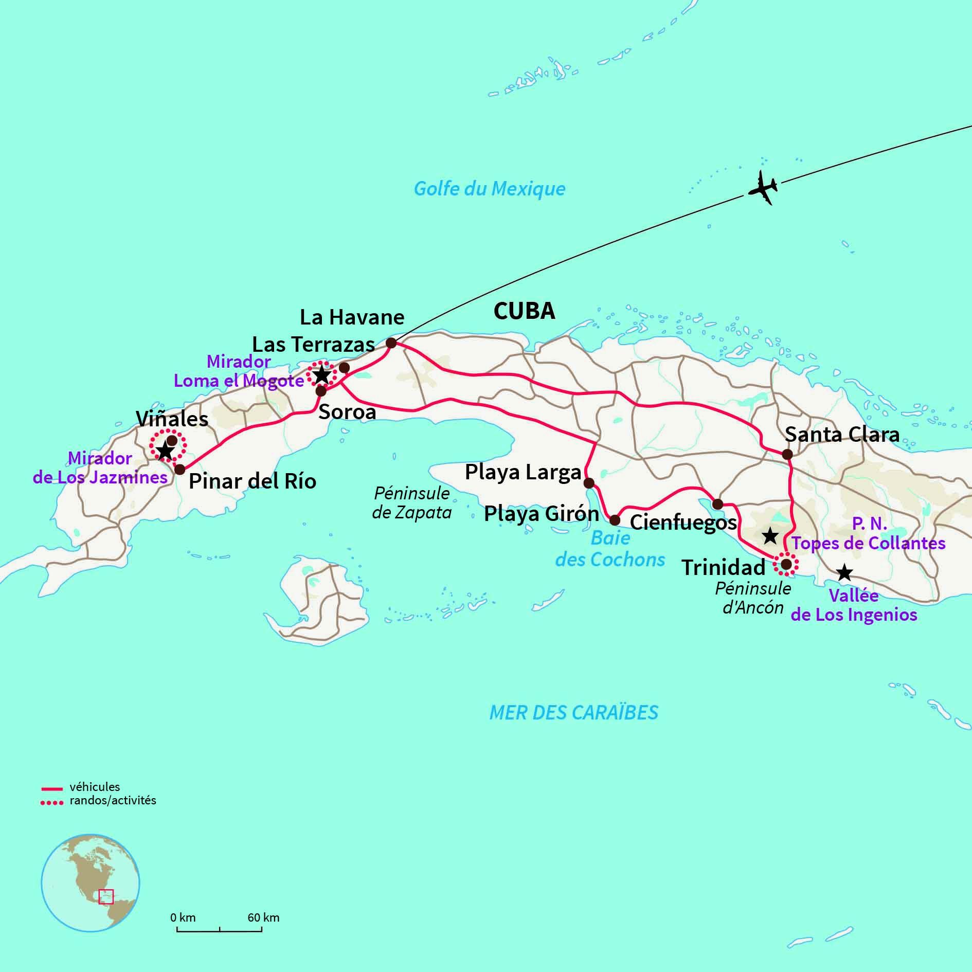 Assurance Carte Bleue Cuba.Cuba Pas Cher Expresso Cubain Nomade Aventure