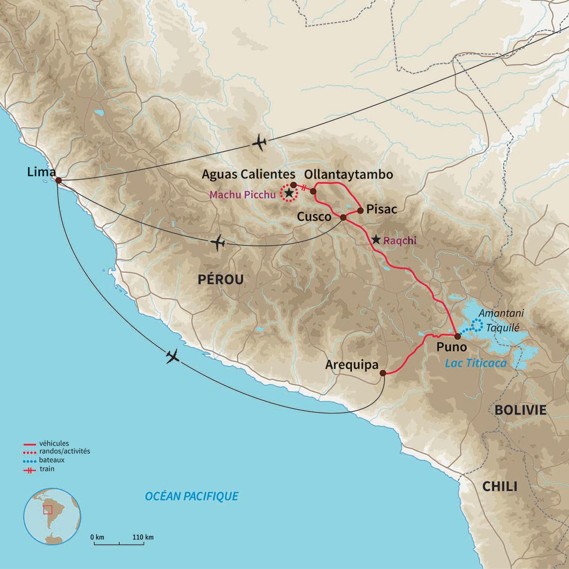 Nomade Voyage Pas Du Perou Pérou Aventure CherL'essentiel 80wPknO
