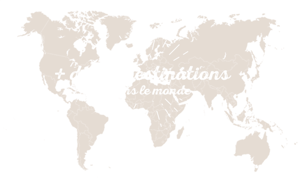 Destinations de voyages